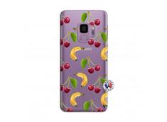 Coque Samsung Galaxy S9 Plus Hey Cherry, j'ai la Banane
