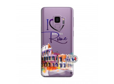 Coque Samsung Galaxy S9 Plus I Love Rome