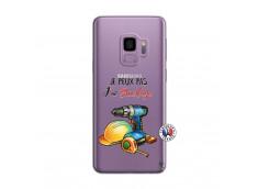 Coque Samsung Galaxy S9 Plus Je Peux Pas J Ai Bricolage