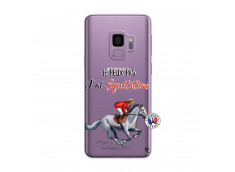 Coque Samsung Galaxy S9 Plus Je Peux Pas J Ai Equitation