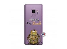 Coque Samsung Galaxy S9 Plus Je Peux Pas J Ai Rando