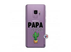 Coque Samsung Galaxy S9 Plus Papa Tu Piques