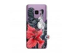 Coque Samsung Galaxy S9 Plus Papagal