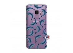 Coque Samsung Galaxy S9 Plus Dolphins