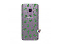 Coque Samsung Galaxy S9 Plus Petits Serpents