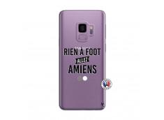 Coque Samsung Galaxy S9 Plus Rien A Foot Allez Amiens