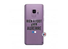 Coque Samsung Galaxy S9 Plus Rien A Foot Allez Auxerre