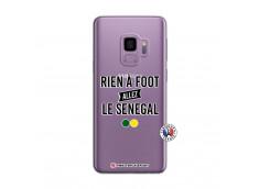 Coque Samsung Galaxy S9 Plus Rien A Foot Allez Le Senegal