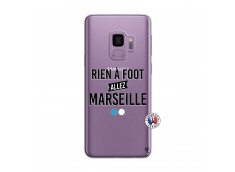 Coque Samsung Galaxy S9 Plus Rien A Foot Allez Marseille