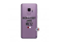 Coque Samsung Galaxy S9 Plus Rien A Foot Allez Metz