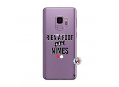 Coque Samsung Galaxy S9 Plus Rien A Foot Allez Nimes