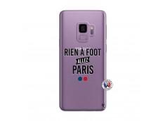 Coque Samsung Galaxy S9 Plus Rien A Foot Allez Paris