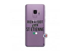 Coque Samsung Galaxy S9 Plus Rien A Foot Allez St Etienne