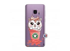 Coque Samsung Galaxy S9 Plus Catpucino Ice Cream