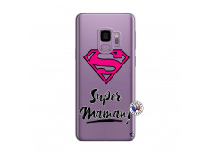 Coque Samsung Galaxy S9 Plus Super Maman