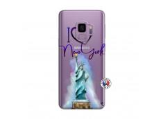 Coque Samsung Galaxy S9 I Love New York