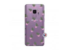 Coque Samsung Galaxy S9 Cactus Pattern