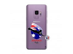 Coque Samsung Galaxy S9 Coupe du Monde Rugby-Australia