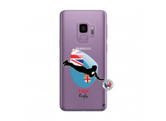 Coque Samsung Galaxy S9 Coupe du Monde Rugby Fidji