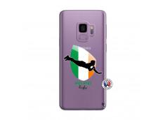 Coque Samsung Galaxy S9 Coupe du Monde Rugby-Ireland