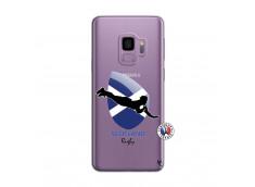 Coque Samsung Galaxy S9 Coupe du Monde Rugby-Scotland