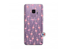 Coque Samsung Galaxy S9 Flamingo