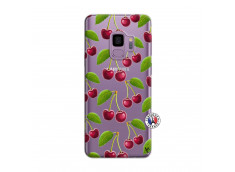 Coque Samsung Galaxy S9 oh ma Cherry