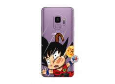 Coque Samsung Galaxy S9 Goku Impact