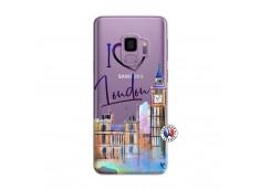 Coque Samsung Galaxy S9 I Love London