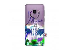 Coque Samsung Galaxy S9 I Love Miami