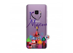 Coque Samsung Galaxy S9 I Love Moscow