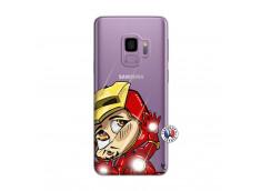 Coque Samsung Galaxy S9 Iron Impact