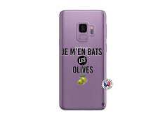 Coque Samsung Galaxy S9 Je M En Bas Les Olives