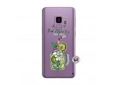 Coque Samsung Galaxy S9 Je peux pas J'ai Apéro
