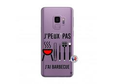 Coque Samsung Galaxy S9 Je Peux Pas J Ai Barbecue