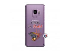 Coque Samsung Galaxy S9 Je Peux Pas J Ai Basket