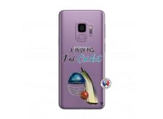 Coque Samsung Galaxy S9 Je peux pas j'ai cricket