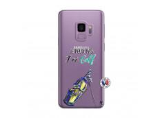 Coque Samsung Galaxy S9 Je Peux Pas J Ai Golf