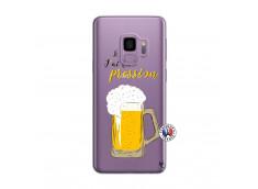 Coque Samsung Galaxy S9 Je peux pas J'ai la Pression