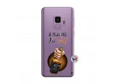 Coque Samsung Galaxy S9 Je Peux Pas J Ai Soif