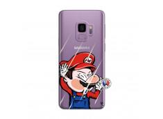 Coque Samsung Galaxy S9 Mario Impact