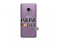 Coque Samsung Galaxy S9 Papa Poule