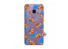 Coque Samsung Galaxy S9 Poisson Clown