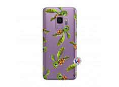 Coque Samsung Galaxy S9 Tortue Géniale