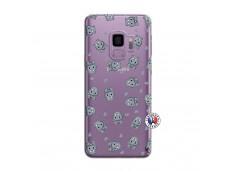 Coque Samsung Galaxy S9 Petits Hippos
