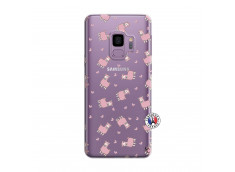 Coque Samsung Galaxy S9 Petits Moutons