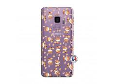 Coque Samsung Galaxy S9 Petits Renards