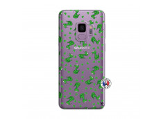 Coque Samsung Galaxy S9 Petits Serpents