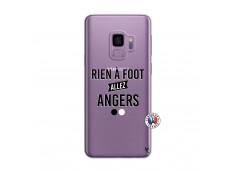 Coque Samsung Galaxy S9 Rien A Foot Allez Angers