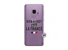 Coque Samsung Galaxy S9 Rien A Foot Allez La France